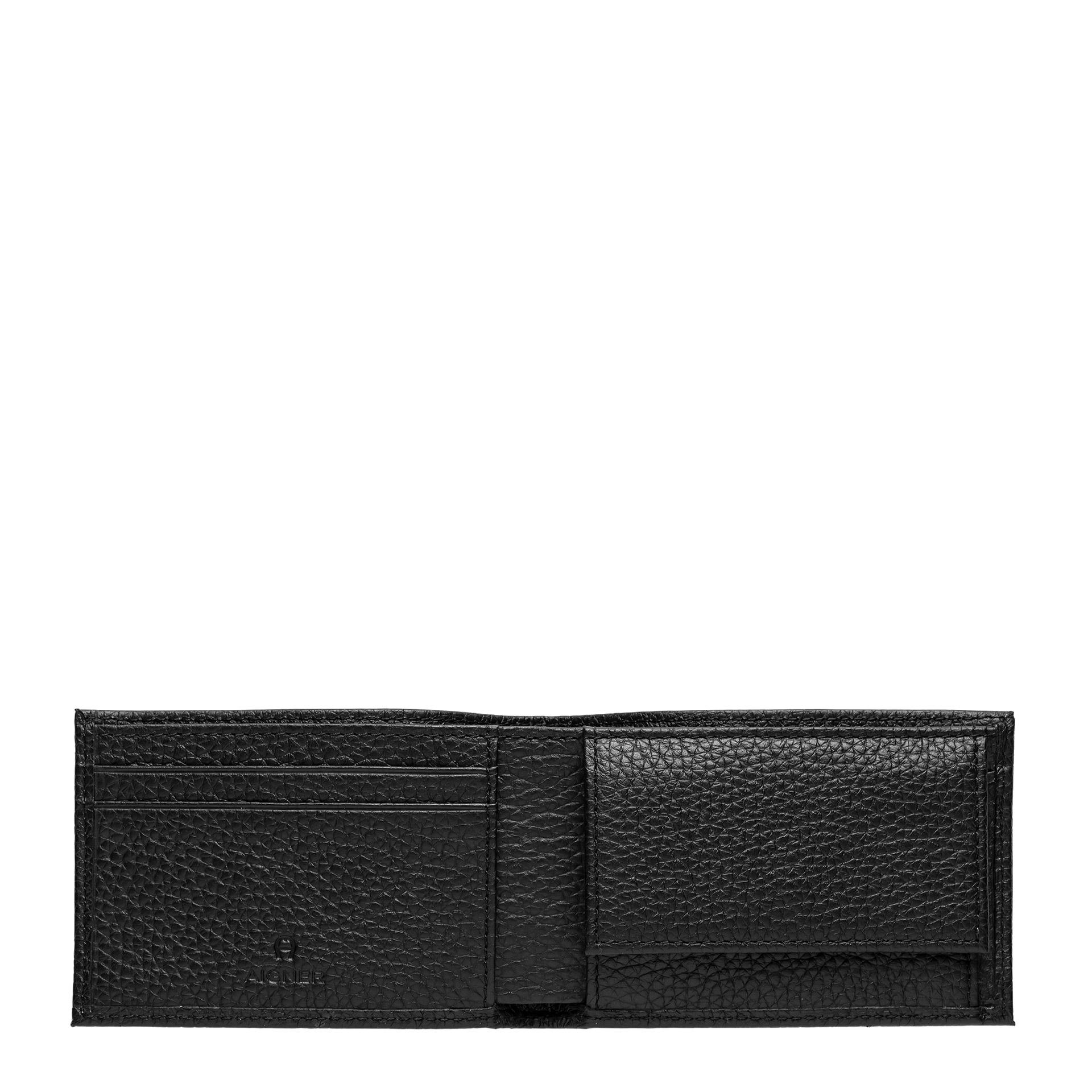 Aigner Basics Geldbörse black