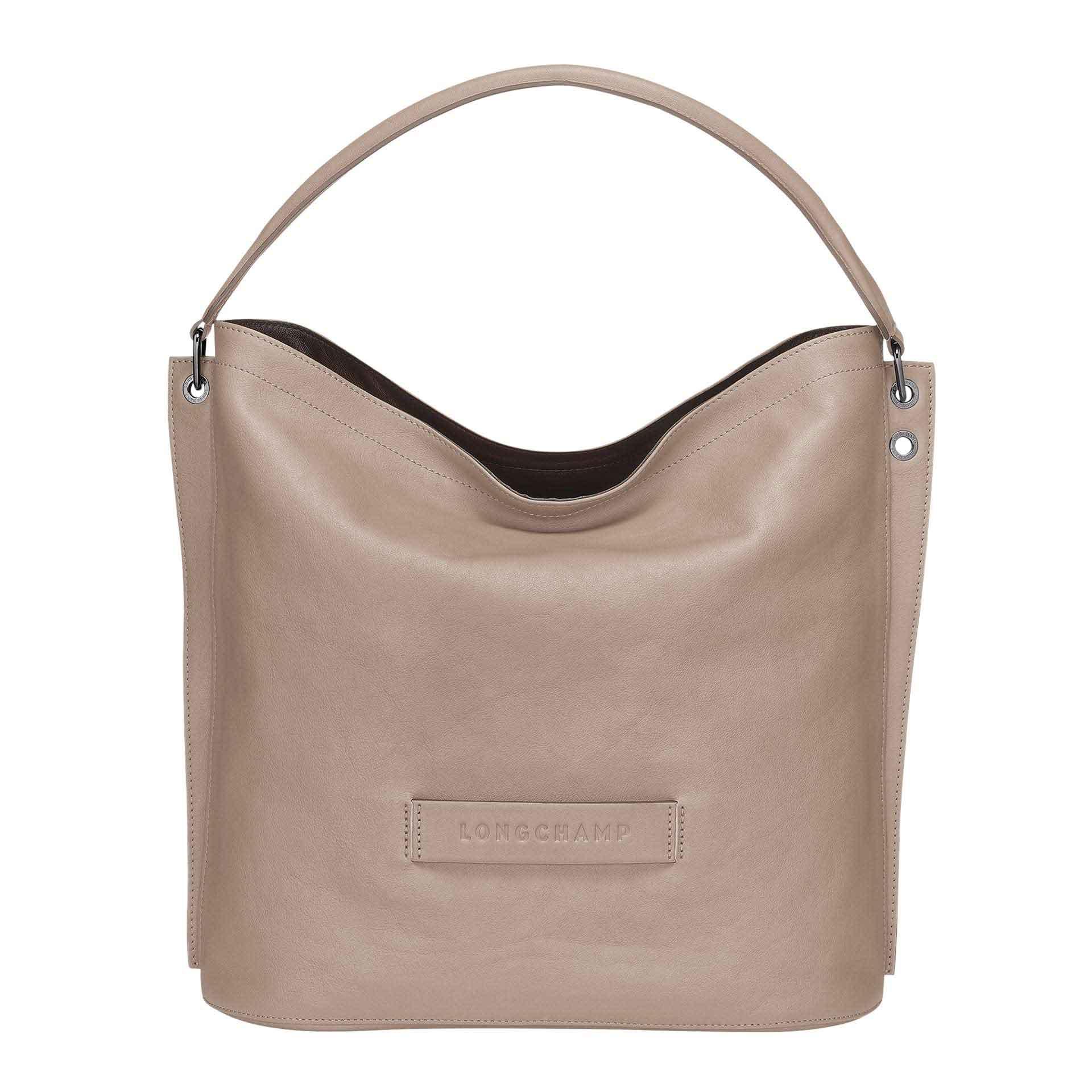 Longchamp 3D Shopper brown